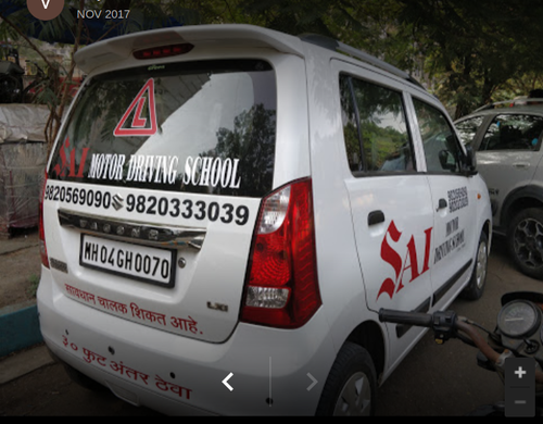 Saai Motor Driving School