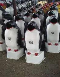 D-2A FRP Penguin Dustbin
