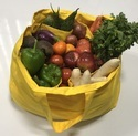 Vegetable Shopper Bag