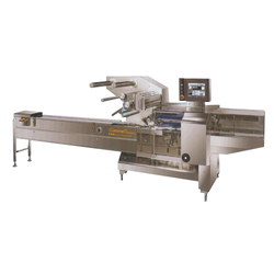 High Speed Horizontal Flow Wrapper Machine