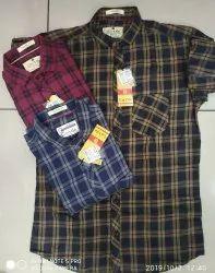 Chex Men Casual Check Shirt