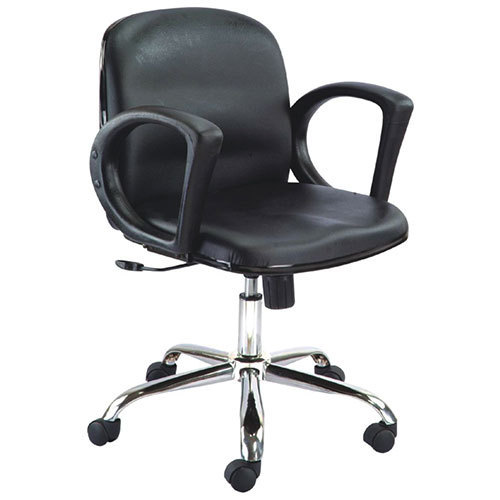 Aaron Leather Executive Black Chair, Rs 2350 /piece Aaron ...