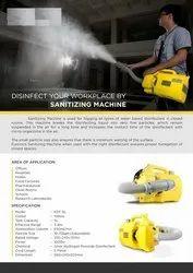 Sanitization / Fogger Machine