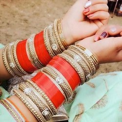 Ethnic Bridal Chura For Women
