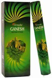 Aromatika Hexa Pack Incense Stick-20 Sticks-ganesh