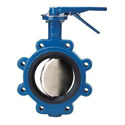 Manual Damper Butterfly Valve