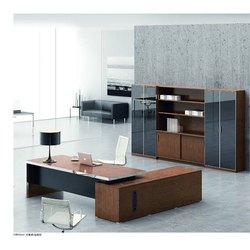 Customised Wooden office furniture
