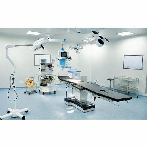 Modular Operation Theater, Prefabricated Operation Theatre, मॉड्यूलर ऑपरेशन  थिएटर, मॉड्यूलर ऑपरेशन कक्ष in Moula Ali, Hyderabad , Bhavishya Clean Air  Systems | ID: 15894486455