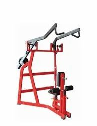Back Commercial Front Lat Pulldown, Model Number/Name: HS 1006