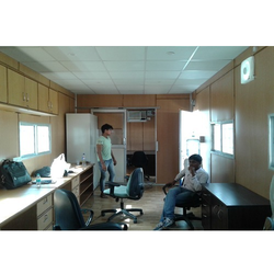 Site Office Container And Interiors