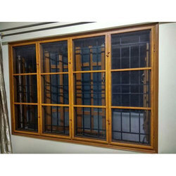 Safety Mesh Window
