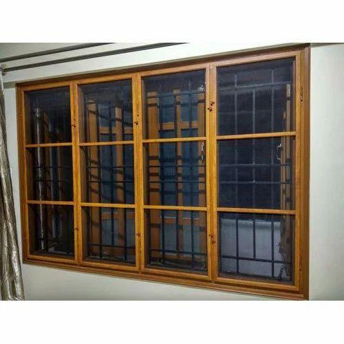 Safety Mesh Window