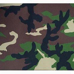 Canvas Camouflage Fabrics