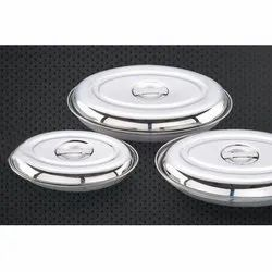 Oval Curry Serving Dishes Set