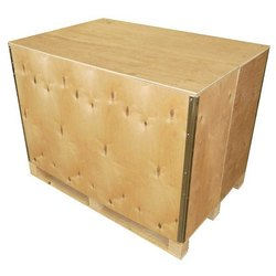 Rectangle Polished Wooden Storage Box