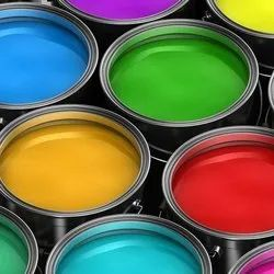 High Gloss Oil Based Paint Oil Based Industrial Paint, Packaging Size: 25- 30 L, Liquid
