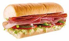Italian B M T Sandwich