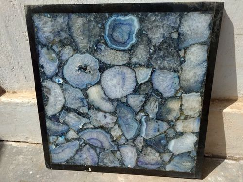Amethyst Semi Precious Stone Tiles For
