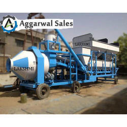 Mobile Batching Plant