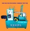 Pelton Wheel Turbine Test Rig