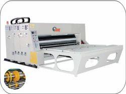 Auto Chain Feed Single Color Flexo Printer