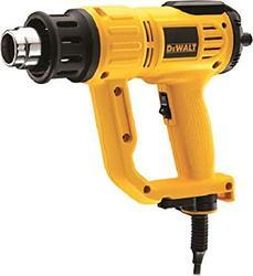 Heat Gun LCD Display   2000WATTS  50 - 600deg   D26414 DEWALT