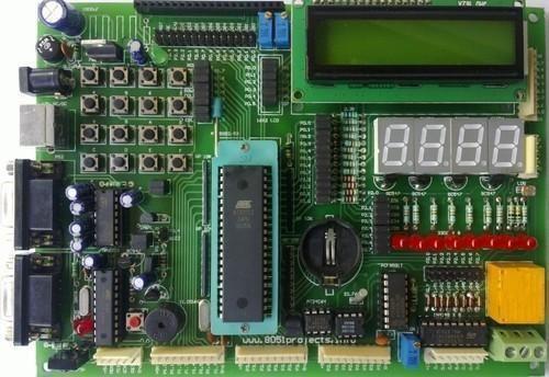 8051 microcontroller programming kit, माइक्रोकंट्रोलर8051 microcontroller programming kit