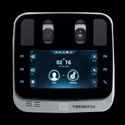 Zicom Dual Sensor IRIS Recognition Attendance System, Model Name/Number: tw-ef45