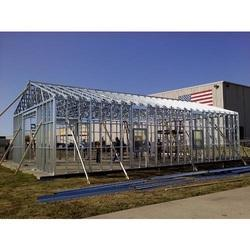 Steel Pre Engineered Building