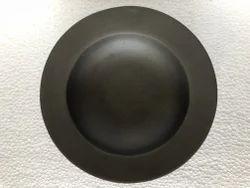 Metal Kraft Grey Tone Round Pasta/Thai Curry/Noodle Bowl