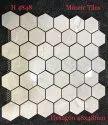 Hexagone Mosaic Tiles