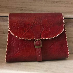 Handmade Leather Hand Purse