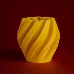 Designer Pot 3D Modeling Service