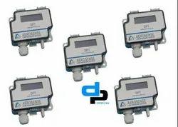 Aerosense Model DPT 2500-R8-3W Differential Pressure Transmitter Range 100-0-100 Pascal
