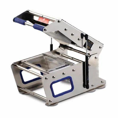 Packaging Machines Tray Sealer Machine Wholesale Trader