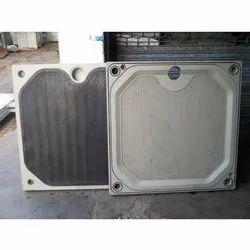 Rubber Membrane Filter Plate
