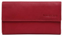 Red Women Wallet