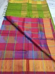 Designer Casual Wear Cotton Saree