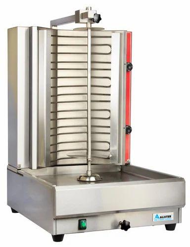 Shawarma Machine Electric, शवर्मा मशीन - Alister ...