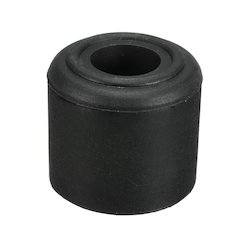 Rubber Black Door Stopper
