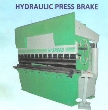 Press Brake Machine - Hydraulic Press Brake Machine Manufacturer