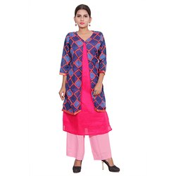 Formal Wear Georgette Kurti