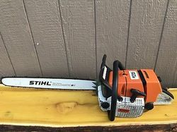 MS 660 Chainsaw With 25 inch