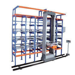 Automated Vertical Storage & Retrieval System