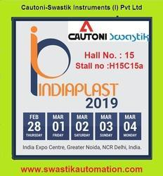 Indiaplast - 2019, Greater Noida, Delhi, Stall: H15C15a.