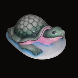 Marble Turtles Statue
