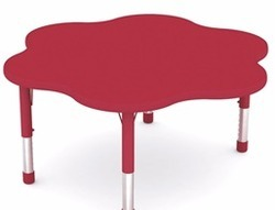 Flower Shape Table