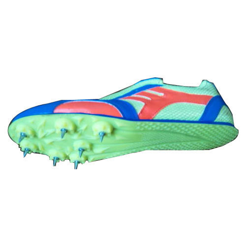 M-Dona Sports Spike Shoes, Size: 6, Rs