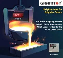 Weighing Scale For Foundry