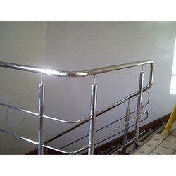 Steel Bar Railing Fabrication Service